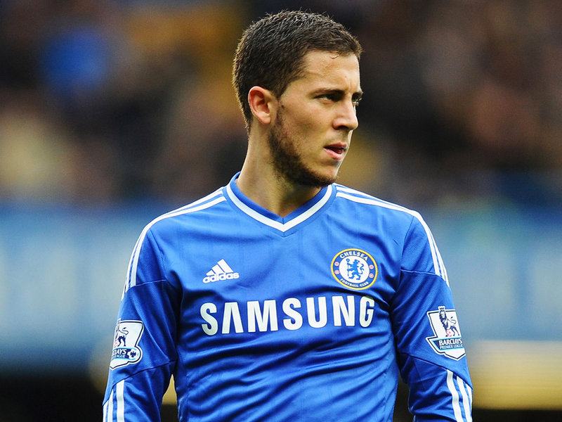 Hazard apre al Real Madrid