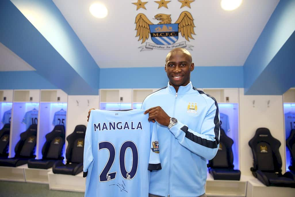 Inter: vicino all'accordo con Mangala del Manchester City