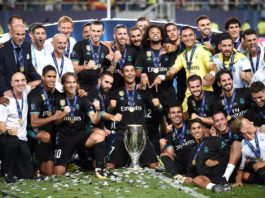 Real Madrid Supercoppa