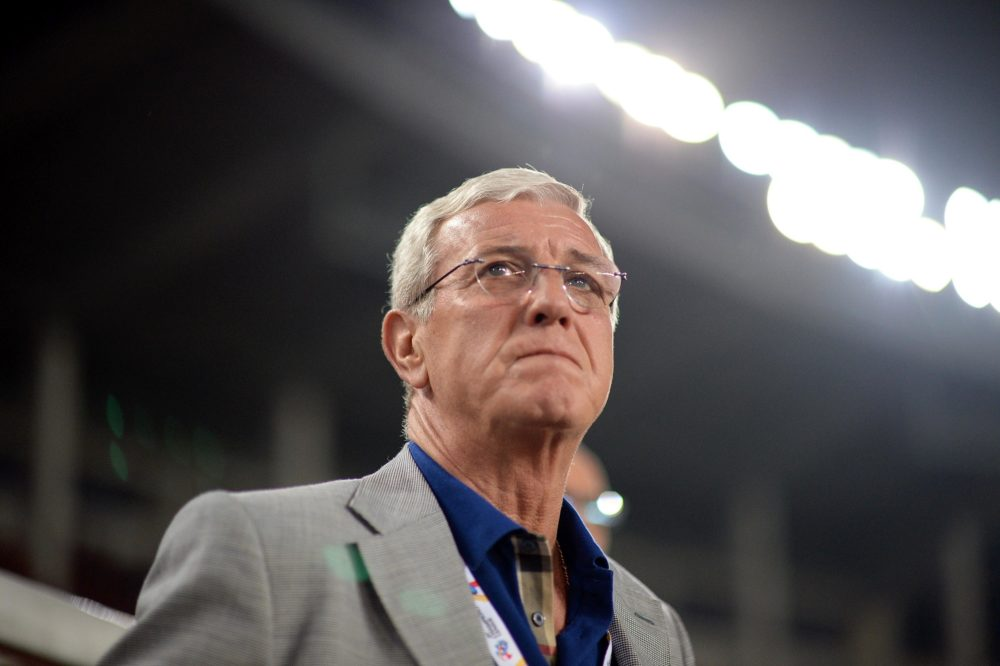 Lippi, frecciatina all'Inter: