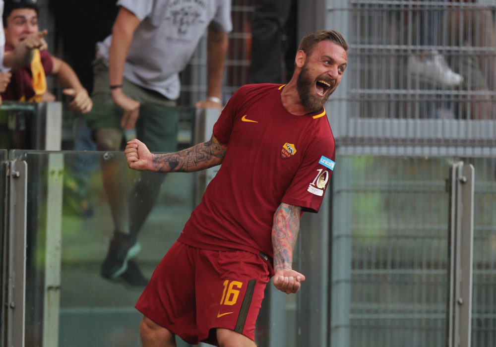 Roma-Benevento, Di Francesco: