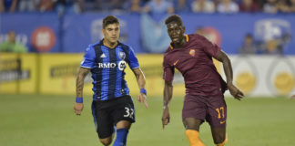 Montreal Impact v AS Roma